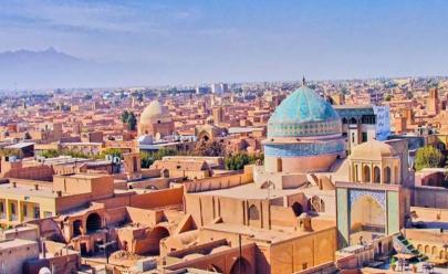 یزد ؛ شهر بادگیر های برافراشته