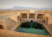 بازگشایی چشمه سلیمانیه فین ، بعد از چهل سال