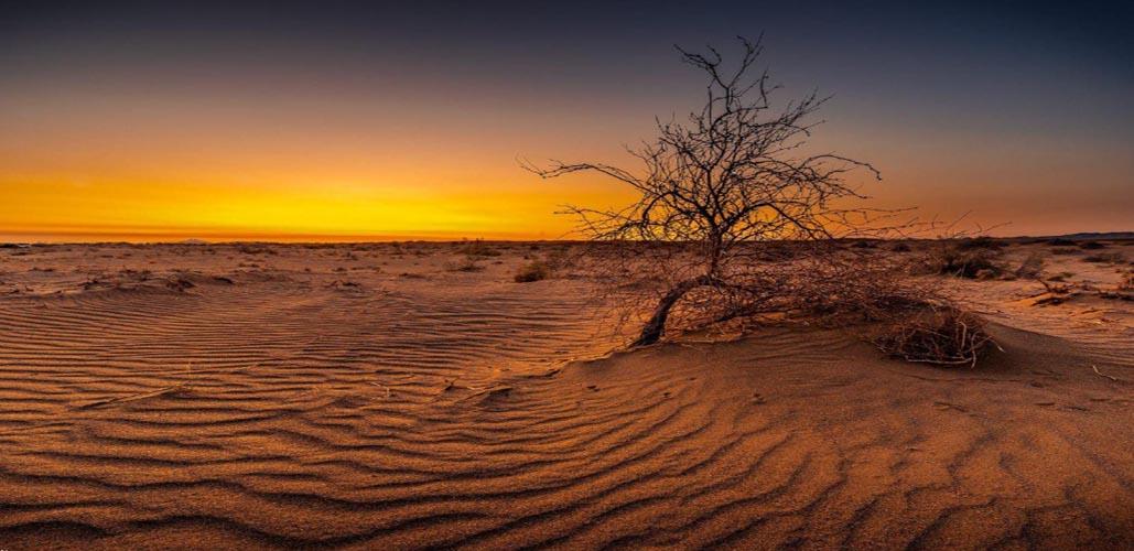 کویر مرنجاب ؛ پر طرفدارترین کویر ایران